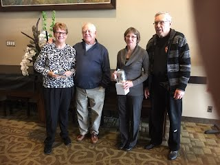 """2017 Lakeshore Bonspiel """"F"""" consolation runners up"""