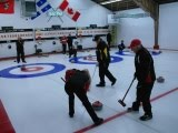 2014 Lakeshore Bonspiel Baie-d'Urfé CC link to photos of action on the ice