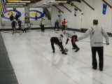2014 Lakeshore Bonspiel Hudson Legion link to photos of  action on the ice