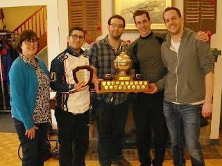 "2019 Lakeshore Bonspiel ""A"" winners"