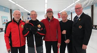 "2019 Lakeshore Bonspiel ""B"" runners-up"