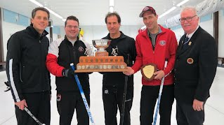 "2019 Lakeshore Bonspiel ""B"" winners"