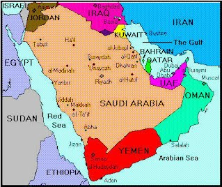 Arabian Peninsula - Middle East Studies Center Resources for ...