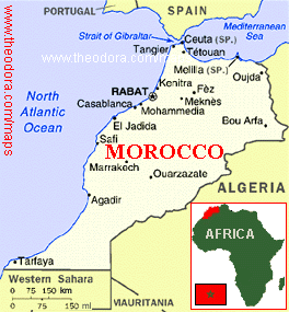 Backgrounder on Morocco: History   Middle East Studies Center