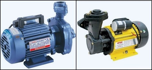 how to make water pump motor