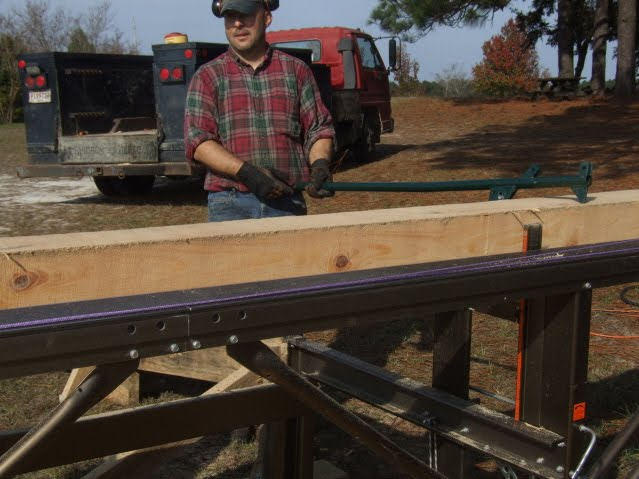 What Does PD Woodbutchers Portable Sawmill Service Do? - PD