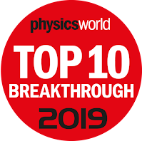 https://physicsworld.com/a/physics-world-announces-its-breakthrough-of-the-year-finalists-for-2019/