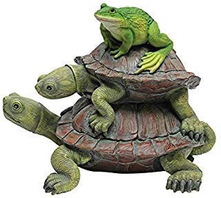 Design Toscano Horned Toad Lizard Statue