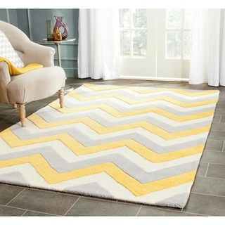 New HAND TUFTED RUG