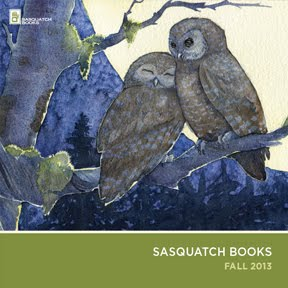 Sasquatch Books Fall 2013 Catalog