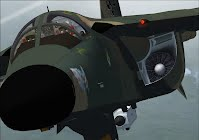 FSX and Real F-111 Aircraft