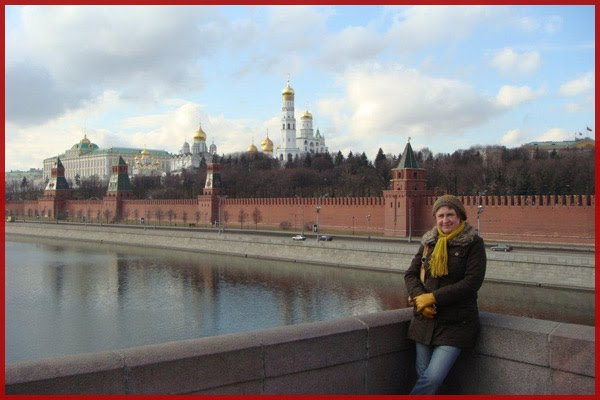 Moscow picture - About me