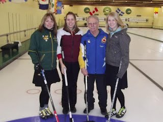 "2012 Town of Hudson Bonspiel ""A"" event consolation winners"