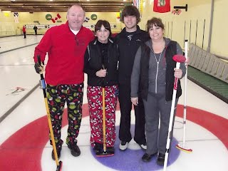 "2012 Town of Hudson Bonspiel ""C"" event winners"