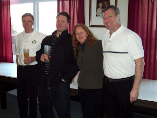 2009 Town of Hudson Bonspiel consolation runners-up
