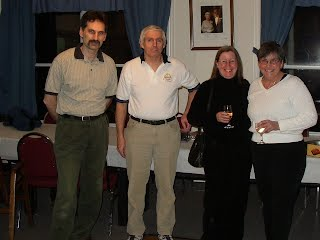 2006 Town of Hudson Bonspiel consolation runners up