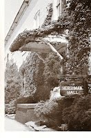 Hershman Hall - Main Entrance - circa 1968