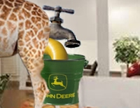 How to House Train a Giraffe    Photoshopped by  Volatility Research Frog  Nov 27, 2012  www.goo.gl/Hmnqi