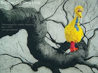 Dec 2, 2012  Big Bird Out On a Limb  Photoshopped by Volatility Research Frog  Dec 2, 2012  www.goo.gl/Hmnqi