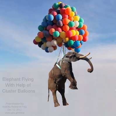 Dec 12, 2012  Elephant Flying With Help of Cluster Balloons