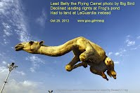Lead Belly the Flying Camel
