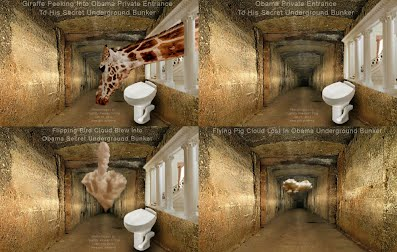 Proof Why Obama Secret Underground Bunker Is Not Secure (Volatility Research) 1000w