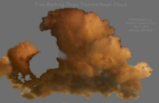 Five Barking Dogs Thunderhead Cloud (Volatility Research) 1000