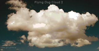 Flying Dog Cloud 2 (Volatility Research) 1000w