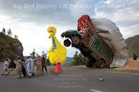Big Bird Helping Lift Pakistan Grain Truck (Volatility Research) 1000w