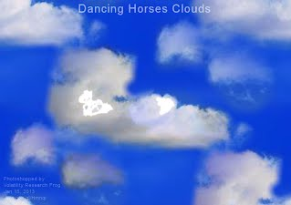 Dancing Horses Clouds (Volatility Research) 1000w