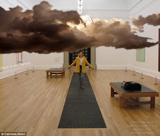 Cloud In Art Gallery (Volatility Research) 1000w