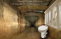 Obama Private Entrance To His Secret Underground Bunker (Volatility Research) 1000w