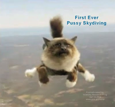First Ever Pussy Skydiving (Volatility Research) 1000w