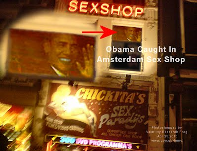 BREAKING NEWS Obama Caught In Amsterdam Sex Shop (Volatility Research) 1000w