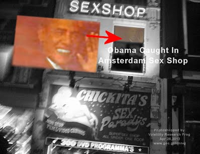 BREAKING NEWS Obama Caught In Amsterdam Sex Shop Again (Volatility Research) 1000w