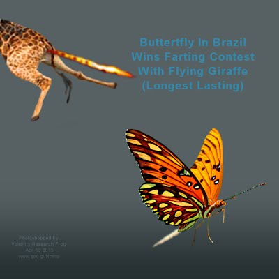 FARTING Contest #2 Won By Buttertfly In Brazil With Flying Giraffe - Longest Lasting (Volatility Research) 1000w2