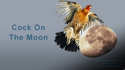 Cock On the Moon (Volatility Research) 1000w