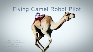 Flying Camel Robot Pilot (Volatility Research) 1000w2