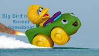 Big Bird In His Rocket Speedboat (Volatility Research) 1000w