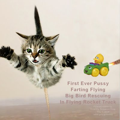 First Ever Pussy Farting Flying Big Bird Rescuing In Flying Rocket Truck (Volatility Research) 1000w