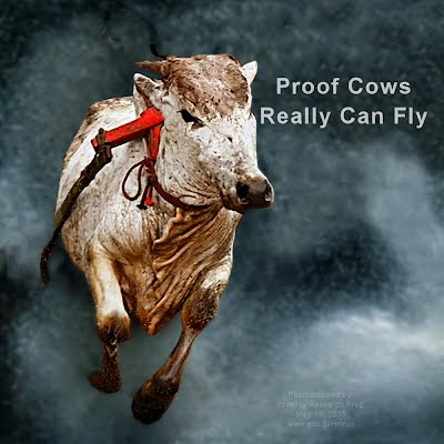 Proof Cows Can Really Fly (Volatility Research) 1000w