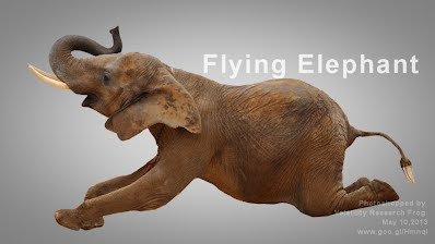 Flying Elephant (Volatility Research) 1000w