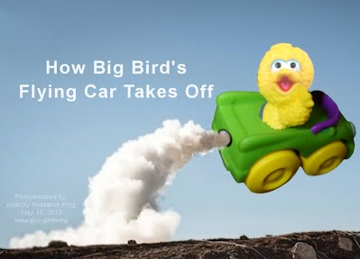 How Big Bird's Flying Car Takes Off (Volatility Research) 1000w