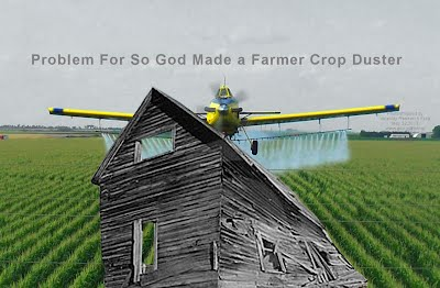 Problem For So God Made a Farmer Crop Duster (Volatility Research) 1000h