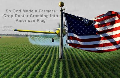 So God Made a Farmers Crop Duster Crashing Into American Flag (Volatility Research) 1000h