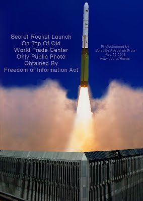 Secret Rocket Launch On Top Of Old World Trade Center Only Public Photo (Volatility Research) 1000h