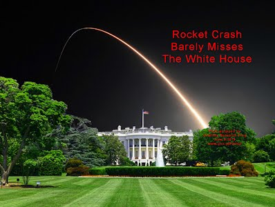 Rocket Crash Just Barely Missed The White House (Volatility Research) 1000h