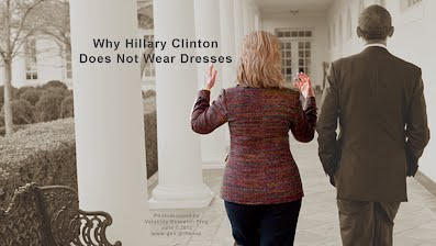 Why Hillary Clinton Does Not Wear Dresses (Volatility Research) 1000h5