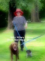 Why Hillary Clinton Does Not Wear Dresses (Volatility Research) 1000h9