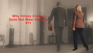 Why Hillary Clinton Does Not Wear Dresses (Volatility Research) 1000h11